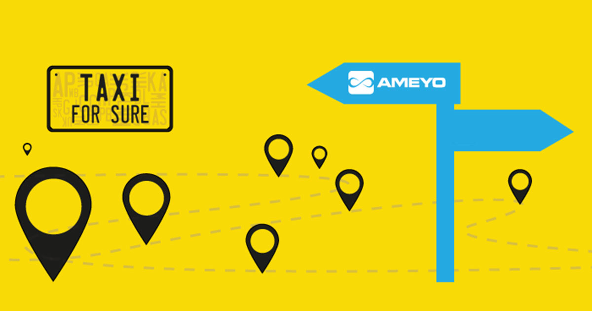 TaxiforSure-Expands-its-Customer-Support-Operations-with-Ameyo-Contact-Center-Technology