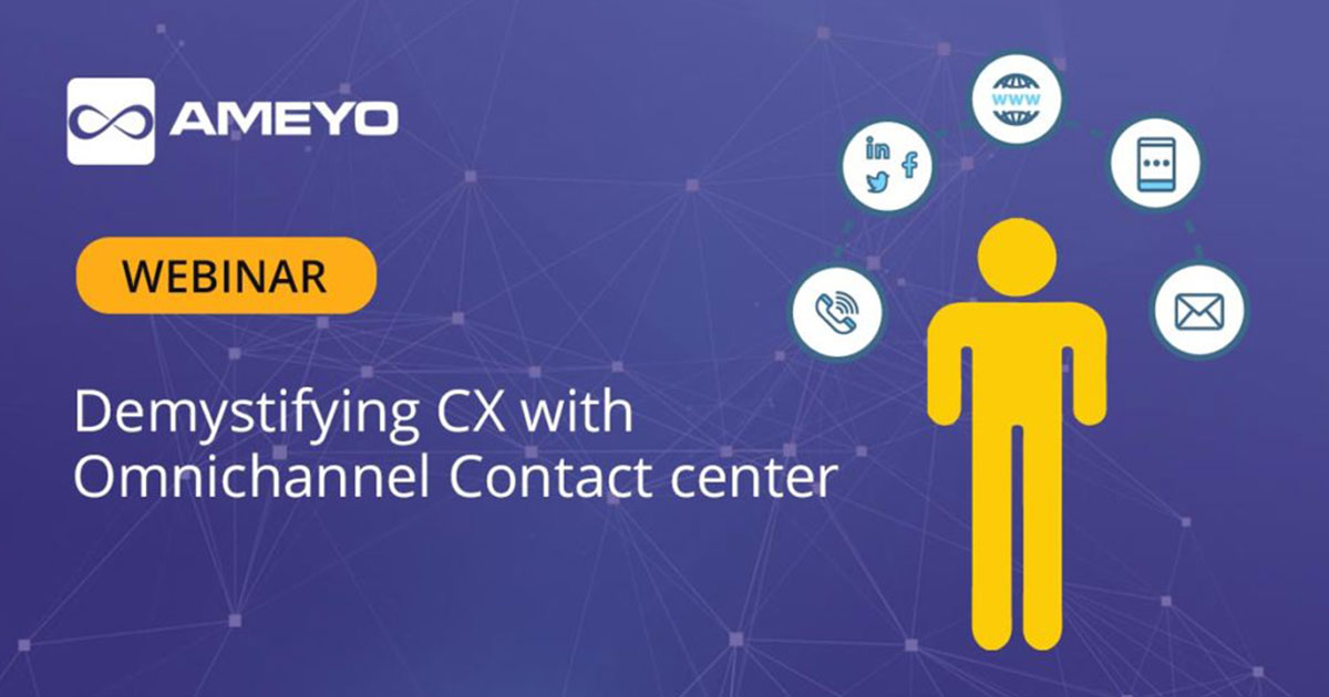 Demystifying CX In BFSI With Omnichannel Contact Center [Webinar]