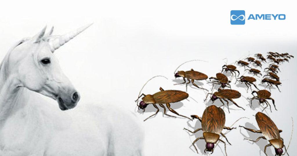 Cockroach-startups-vs-Unicorns
