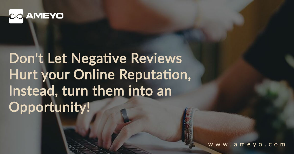 5 Best Practices to Deal with Negative Reviews for Your Online Business
