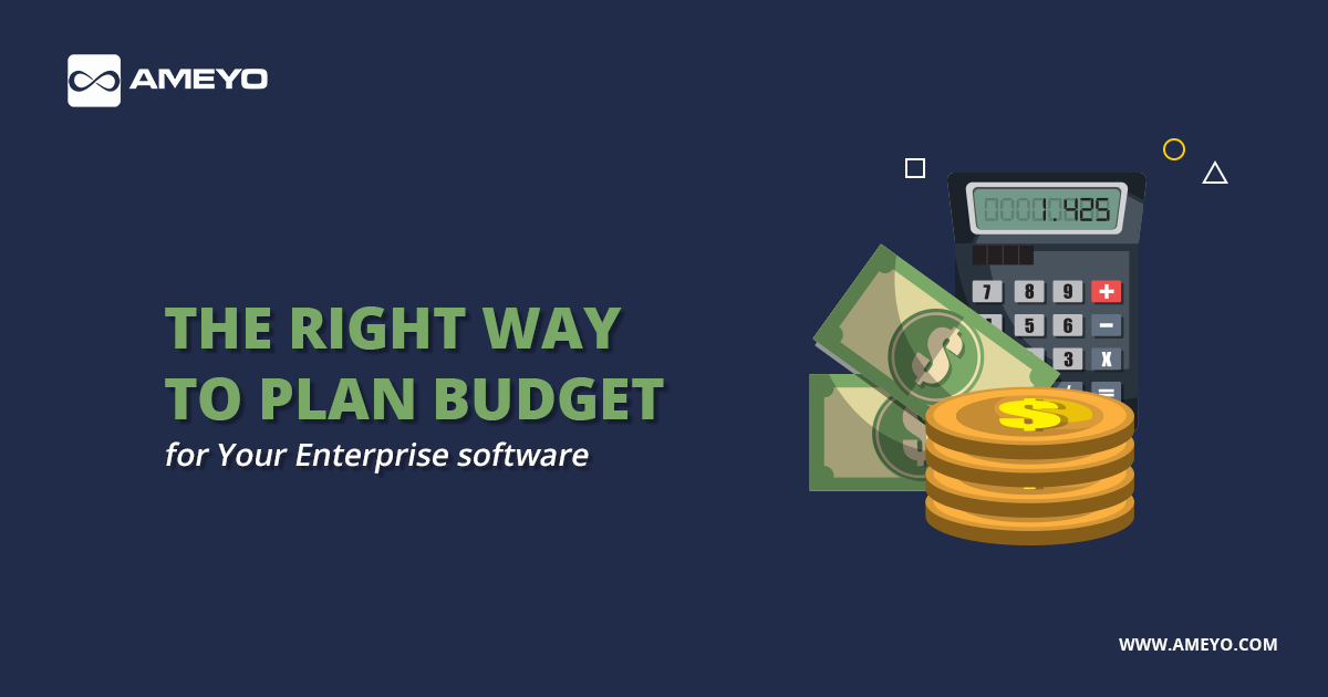 How to Budget for Enterprise Software