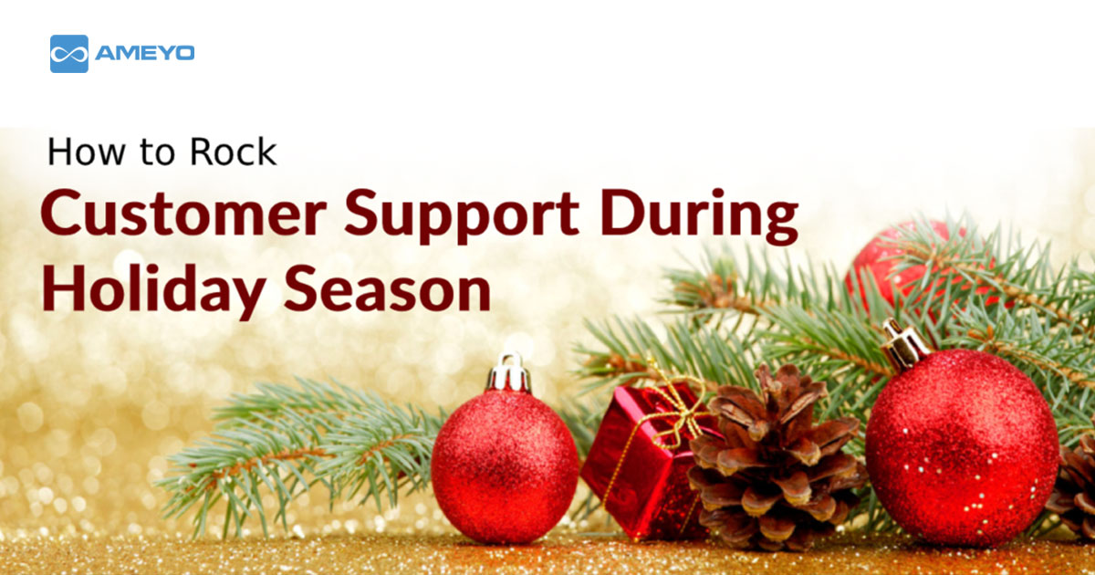 How to Rock Customer Support During Holiday Season