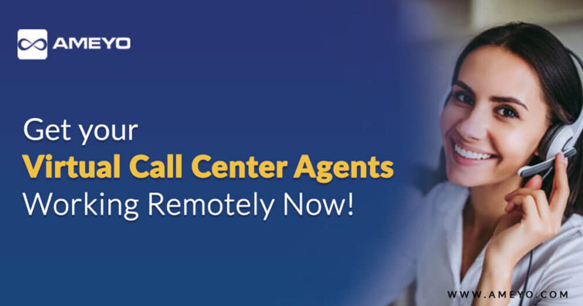 Get your Virtual Call Center Agents Working Remotely Now!