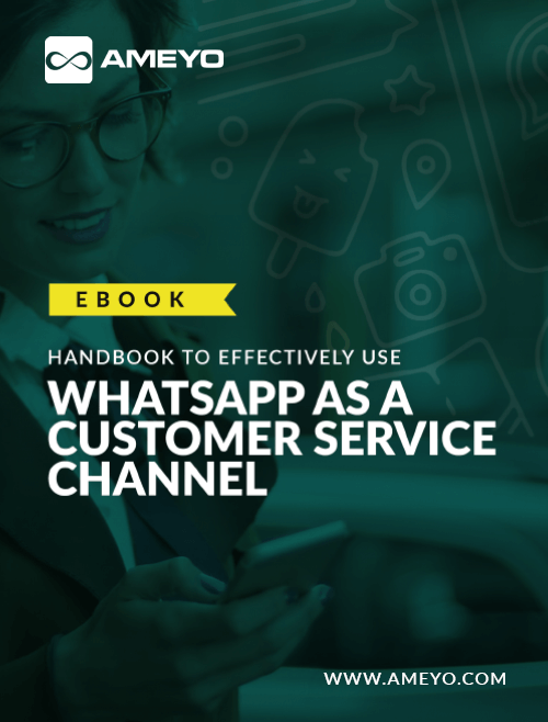 Handbook to Use WhatsApp as a Customer Service Channel