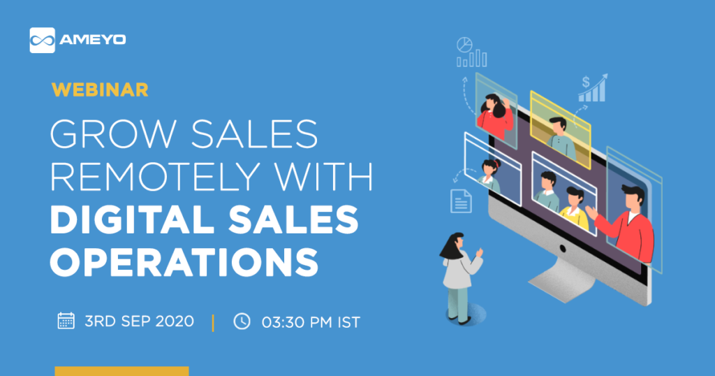 Grow Sales Remotely with Digital Sales Operations