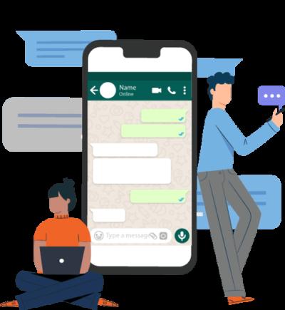 Make WhatsApp your Customer Engagement Platform