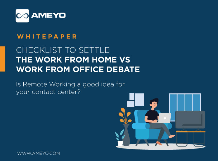 Quick Checklist: Work from Home Vs Office