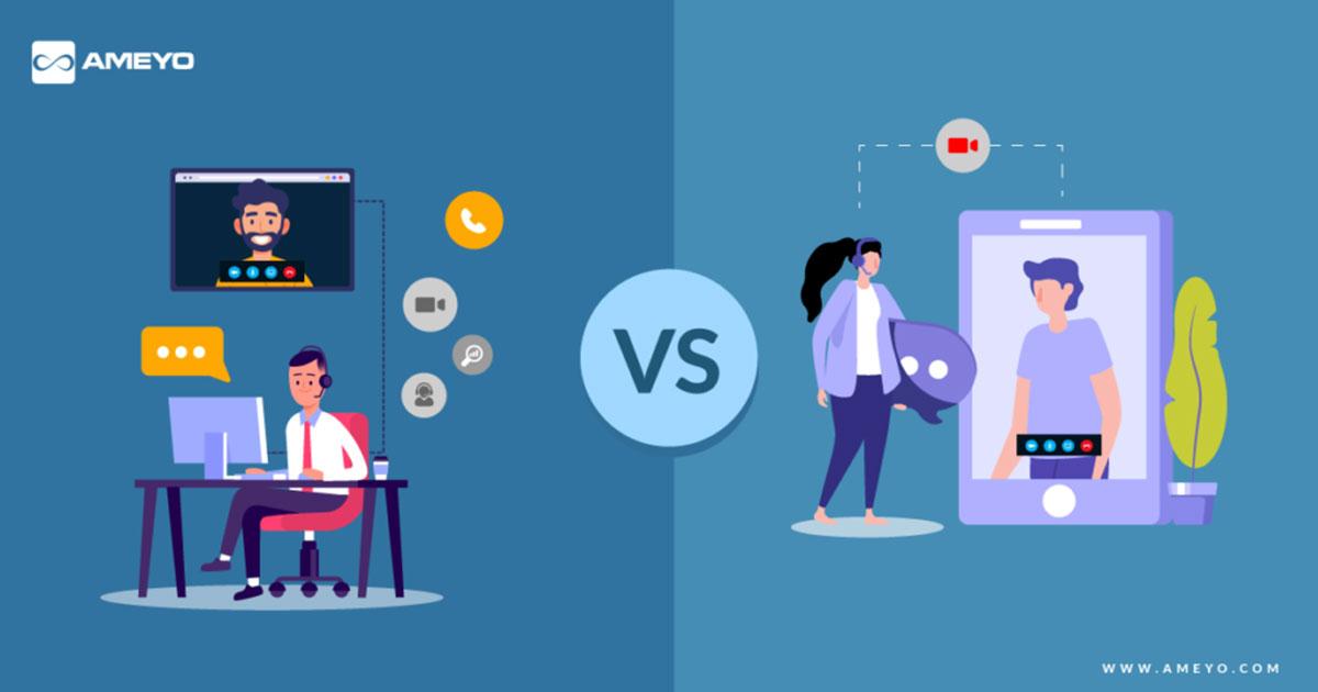 Customer Video Calls: Go Beyond the Skype Vs. Zoom War