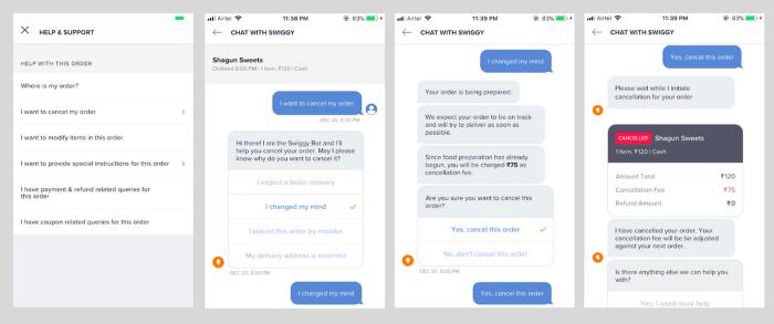 swiggy-chatbot-automation
