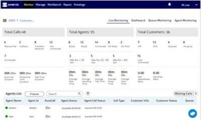 Call Center Monitoring Software