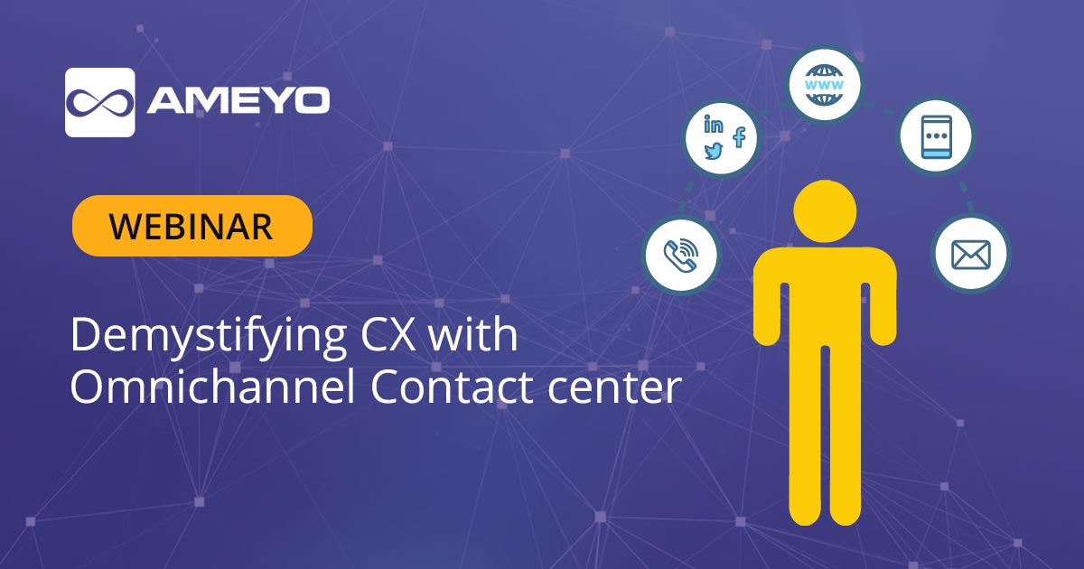 Demystifying CX in BFSI with Omni-channel Contact Center